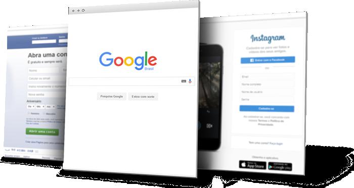 Anúncio no google Links-patrocinados